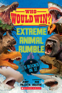 Who Would Win   Extreme Animal Rumble
