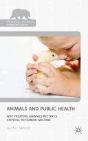 Animals and Public Health Pdf/ePub eBook