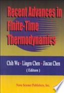 Recent Advances in Finite time Thermodynamics