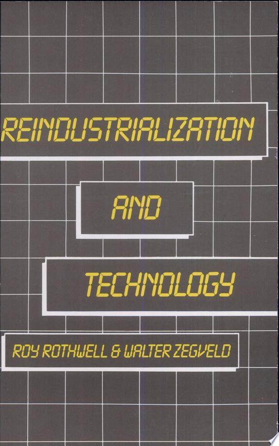 Reindustrialization and Technology
