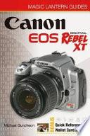Canon EOS Digital Rebel XT/EOS 350D Pdf/ePub eBook
