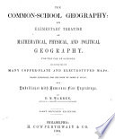 The Common school Geography     Book PDF
