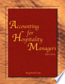 Accounting for Hospitality Managers (AHLEI)