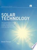 Solar Technology Book