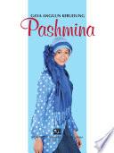 Gaya Anggun Berkerudung Pashmina