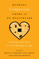 Without Compassion, There Is No Healthcare Pdf