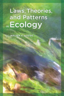 Laws Theories And Patterns In Ecology Book PDF