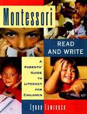 Montessori Read Write