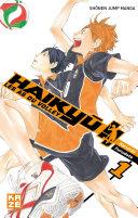 Haikyu !! - Les As du volley Chapitre 1