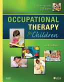 Occupational Therapy for Children - E-Book