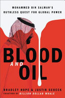 link to Blood and oil : Mohammed bin Salman's ruthless quest for global power in the TCC library catalog