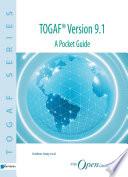TOGAF   Version 9 1 A Pocket Guide