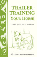 Trailer Training Your Horse