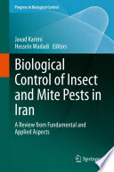 Biological Control of Insect and Mite Pests in Iran