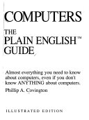 Computers The Plain English Guide