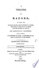 A treatise on razors