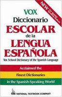 Vox Diccionario Escolar De La Lengua Espa  ola Book