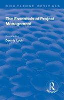 The Essentials of Project Management