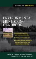 Environmental Monitoring Handbook Book