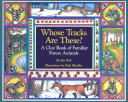 Whose Tracks Are These? Book