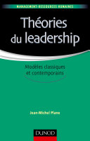 Pdf Théories du leadership Telecharger
