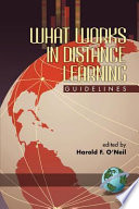 What Works in Distance Learning