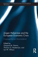 Jürgen Habermas and the European Economic Crisis