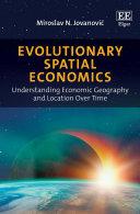 Evolutionary Spatial Economics Pdf/ePub eBook