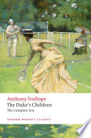 The Duke's Children Complete
