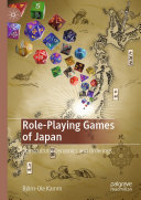 Role Playing Games of Japan