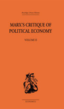 Marx's Critique of Political Economy Volume Two [Pdf/ePub] eBook