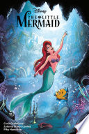 Disney the Little Mermaid Book