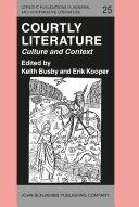 Courtly Literature [Pdf/ePub] eBook