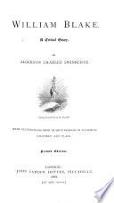 William Blake Book