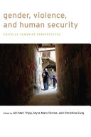 Gender, Violence, and Human Security [Pdf/ePub] eBook