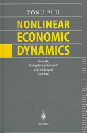 Nonlinear Economic Dynamics