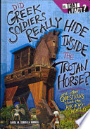 Did Greek Soldiers Really Hide Inside the Trojan Horse  Book