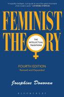 Feminist Theory  Fourth Edition