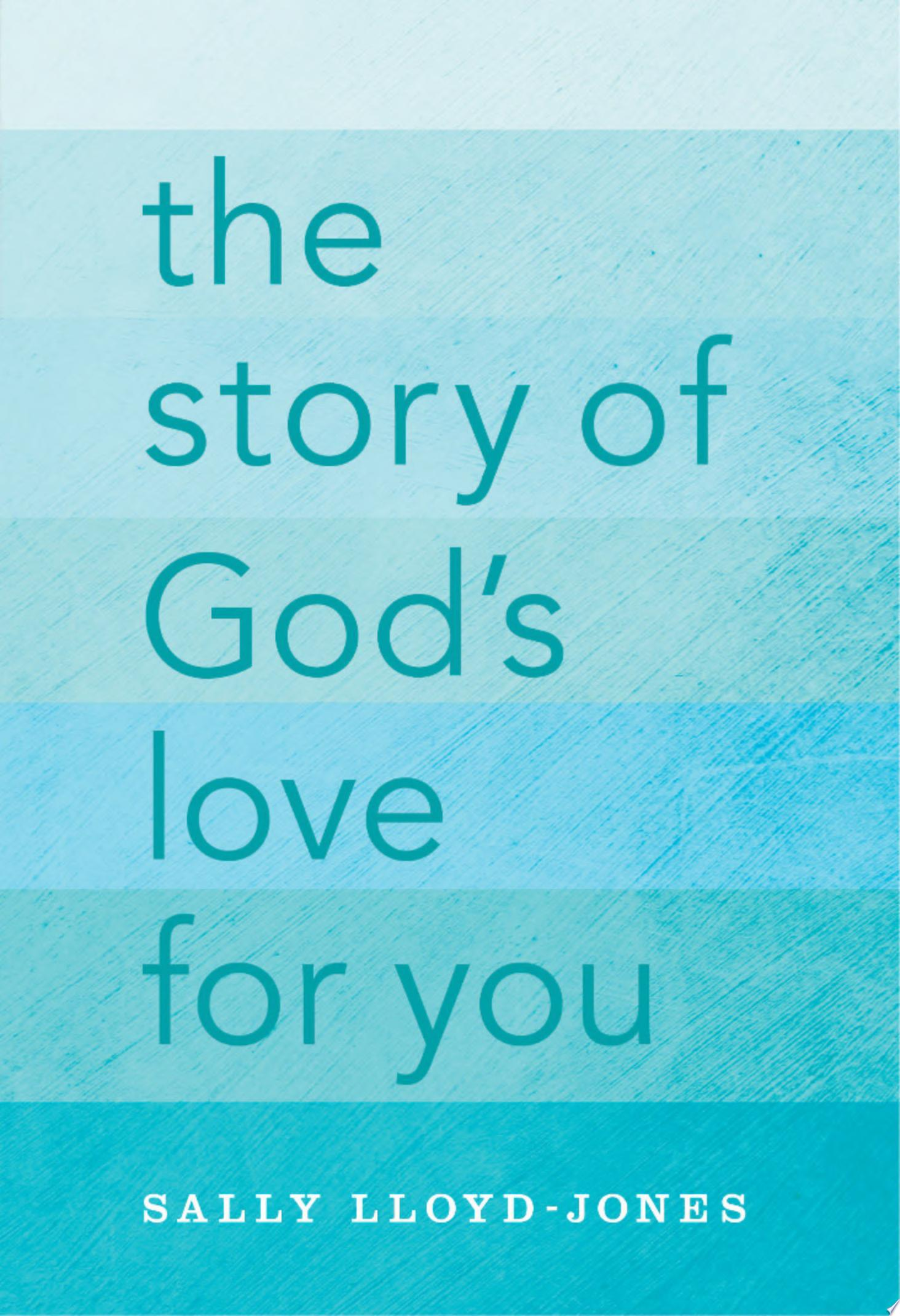 The Story of God s Love for You