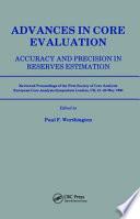 Advances in Core Evaluation Book