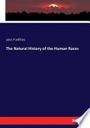 The Natural History of the Human Races
