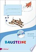 BAUSTEINE Sprachbuch 2. Übungsheft 2 GS mit CD-ROM
