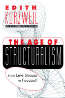 Pdf The Age of Structuralism Telecharger