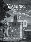Vampire In Europe