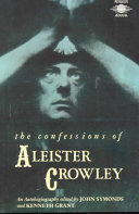 The Confessions of Aleister Crowley Book