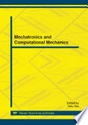 Mechatronics and Computational Mechanics Book