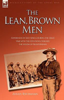The Lean, Brown Men: Experiences in East Africa During the ...