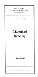 Educational Directory Of Alabama