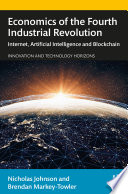 Economics of the Fourth Industrial Revolution Book