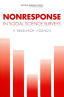 Nonresponse in Social Science Surveys: